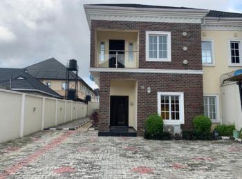 Luxury 4 Bedroom with Furnitures, Osapa, Lekki, Lagos, Semi-detached Duplex for Rent