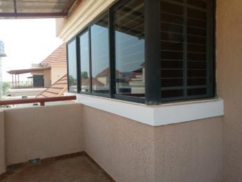 Brand New Four Bedroom Terrace Duplex with Bq, District, Utako, Abuja, Terraced Duplex for Rent