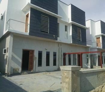 Exquisite Finished 4 Bedroom Semidetached Duplex with Bq in Vella Home, After Chevron Toll Gate, Ikota, Lekki, Lagos, Semi-detached Duplex for Sale