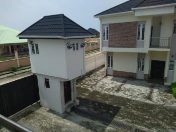 4 Bedroom Semi-detached Duplex with Bq Tastefully Finished, Ikota, Lekki, Lagos, Semi-detached Duplex for Sale