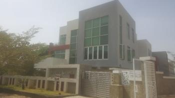 Tastefully Finished 5 Bedrooms Terrace with a Room Servants Quarter, Savoy Courts, No 16, Hassan Adamu Street, Off Nasir El-rufai Crescent, Guzape District, Abuja, Terraced Duplex for Sale