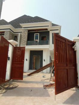 Newly Built 5 Bedroom Semi Detached Duplex with Bq, in a Well Secured Estate, Ikota, Lekki, Lagos, Semi-detached Duplex for Sale