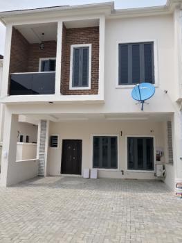 Brand New 4 Bedroom Terrace Duplex with Bq Available, Villa Gra, Lekki, Lagos, Terraced Duplex for Rent