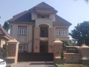 Luxury 7 Bedroom Detached Duplex with Maid Rooms, Asokoro District, Abuja, Detached Duplex for Sale