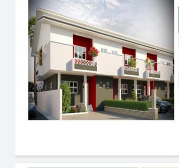 3 Bedroom Terrace Duplex, By Atlantic Layout,general Paint Bustop, Ajah, Lagos, Terraced Duplex for Sale