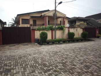 Well Maintained 5 Bedroom Duplex and Warehouse, Site B Finiger Estate , Marwa Road, Satellite Town, Ojo, Lagos, Detached Duplex for Sale