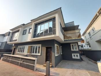 Nicely Built Spacious 4 Bedroom, Igbo Efon, Lekki, Lagos, Semi-detached Duplex for Sale