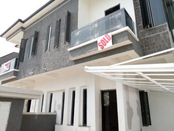 Brand New 4 Bedroom Semi Detached House with Serene Neighbourhood, Chevy View Estate, Lekki Expressway, Lekki, Lagos, Semi-detached Duplex for Rent