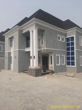 Detached 5 Bedroom Duplex with Bq, Oluyole Extension, Ibadan, Oyo, Detached Duplex for Sale