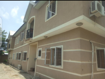 Elegant 2 Wings of Four Bedroom Duplex in a Serene Environment, Container Bus Stop, Awoyaya, Ibeju Lekki, Lagos, Detached Duplex for Sale