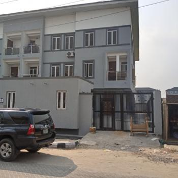 Newly Built Self Compound 5 Bedrooms Terrace with 2 Rooms Boy Quarter, Off Nike Art Gallery Road, Lekki Phase 1, Lekki, Lagos, Terraced Duplex for Sale