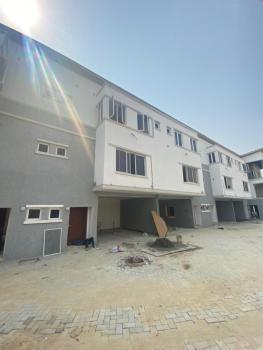 Luxury 4 Bedroom Terrace Duplex with a Room Bq, 2nd Toll Gate, Lekki, Lagos, Terraced Duplex for Sale