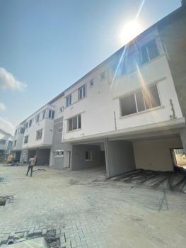 a Lovely 4 Bedroom Terraced Duplex with a Room Bq, 2nd Toll Gate Lekki, Lekki, Lagos, Terraced Duplex for Sale