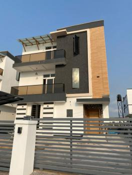 Beautiful 5 Bedroom Fully Detached House with a Swimming Pool, 2nd Toll Gate,lekki, Lekki, Lagos, Detached Duplex for Sale