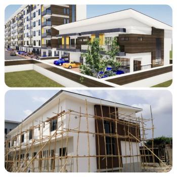 Two Bedroom Terrace Duplex, By World Oil / Blenco Supermarket, Ikate, Lekki, Lagos, Terraced Duplex for Sale