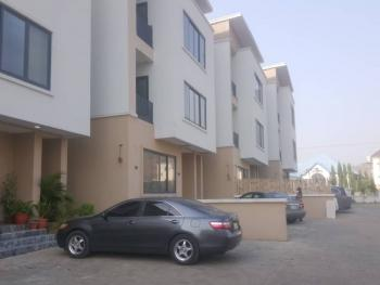 Massive 4 Bedroom Terraced Duplex with Bq,fitted Kitchen, Life Camp, Abuja, Terraced Duplex for Rent