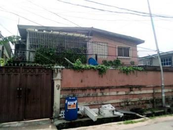 Block of 4 Flats, Ilupeju Estate, Ilupeju, Lagos, Block of Flats for Sale