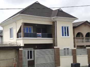 4 Bedroom Fully Detached Duplex, Abule Egba, Agege, Lagos, Detached Duplex for Sale