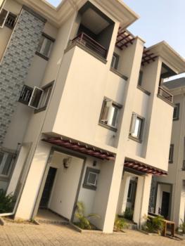 3 Bedroom Terrace with a Bq, Wuye, Abuja, Terraced Duplex for Sale