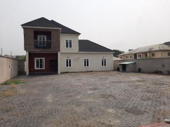 Clean 4 Bedroom Duplex Plus Bq Gov Consent Title, Unity Estate, Badore, Ajah, Lagos, Detached Duplex for Sale
