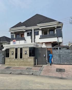 Newly Built 4 Bedroom Duplex, Behind Nicon Town, Ikate Elegushi, Lekki, Lagos, Semi-detached Duplex for Sale