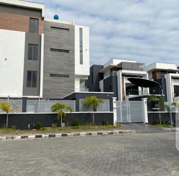 Newly Built Luxury 3 Bedroom Terrace Duplex with Bq, Banana Island, Ikoyi, Lagos, Terraced Duplex for Sale
