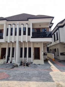 Luxury Serviced 4 Bedroom Semi Detached Duplex in an Estate, Oral Estate, Ikota, Lekki, Lagos, Semi-detached Duplex for Sale
