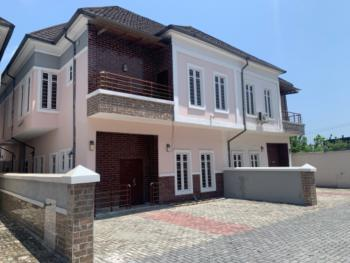 Luxury Finished 4 Bedroom Semi Detached Plus Bq in a Serene Estate, After The 2nd Toll Gate, Ikota, Lekki, Lagos, Semi-detached Duplex for Sale