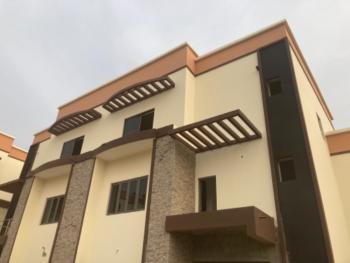 Brand New Luxury 4 Bedroom Duplex with Bq, Katampe, Abuja, Terraced Duplex for Sale