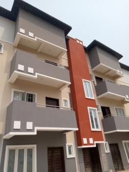 a Newly Built 3 Bedroom Flat, Before Pau University, Lekki Phase 2, Lekki, Lagos, Flat for Rent