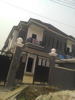 Newly Built 4 Bedroom Semi-detached Duplex, Chevy View Estate, Lekki Phase 1, Lekki, Lagos, Semi-detached Duplex for Rent