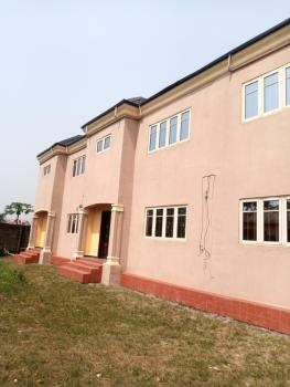Well Finished Two Duplex Bedroom with Modern Facilities, Off Rupukwu Rumuokoro/ Eliozu Rd, Eliozu, Port Harcourt, Rivers, Flat for Rent