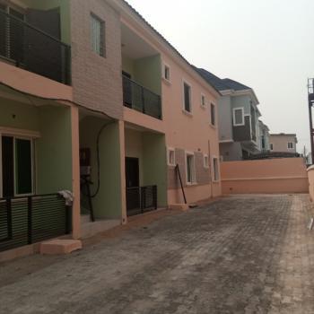 Nice 3 Bedroom Flat., Shoprite Jakande, Osapa, Lekki, Lagos, Flat for Rent