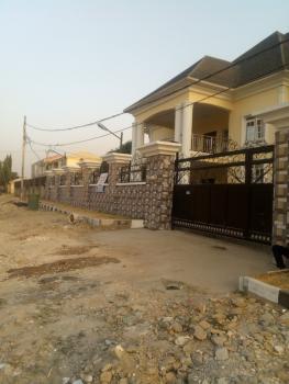 Large 3 Bedroom Semi-detatched Duplex, Gesse Street, Mabushi, Abuja, House for Rent