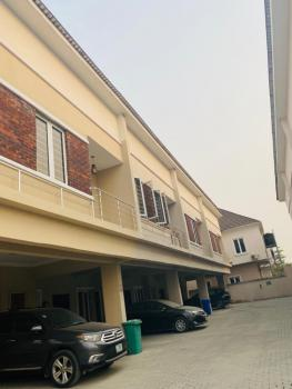 4 Bedroom Terrace Duplex with Refrigerator and Washing Machine, Orchid, Ikota, Lekki, Lagos, Terraced Duplex for Rent