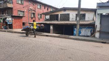 Land with Demolishable Building, By  Coker Bus Stop, Orile, Lagos, Residential Land for Sale