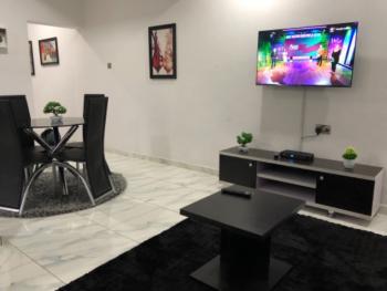 Brand New 2 Bedroom Flat, Abiola Court, Off Salem Road, Ilasan, Lekki, Lagos, Flat Short Let