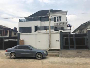 3bed with a Room Bq, White House, Gbagada, Lagos, Detached Duplex for Sale