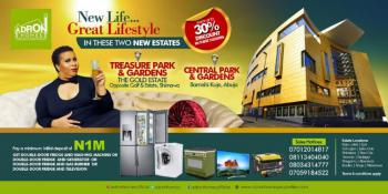 Central Park and Gardens, Phase 1 Extension, Bamishi, Back of Omega Fire Ministries, Kuje, Abuja, Mixed-use Land for Sale