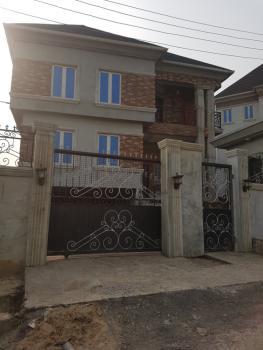 4 Bedroom Semi-detached Duplex + 1 Room Bq + Swimming Pool, Gra Phase 1, Magodo, Lagos, Semi-detached Duplex for Sale