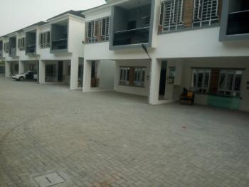 Newly Built 4 Bedroom Terrace Duplex Fully Serviced with 24hous Light, Ikate, Lekki, Lagos, Terraced Duplex for Rent