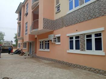 a Newly Built, Pay and Move in 3 Bedroom Serviced Apartment with Ac, Around Abc Cargo, Katampe (main), Katampe, Abuja, Flat for Rent