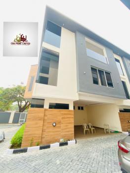 4 Bedroom Terrace Duplex and a Room Bq, Victoria Island (vi), Lagos, Terraced Duplex for Sale