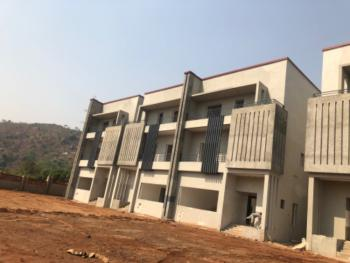 a Newly Built and Massive 5 Bedroom Terrace Duplex, Diplomatic Zone Katampe Extension, Katampe, Abuja, Terraced Duplex for Rent