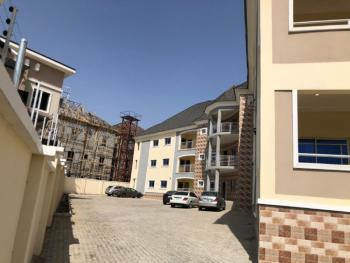 Newly Built, Serviced and Spacious 3 Bedroom Flat Available, Jahi, Abuja, Flat for Rent