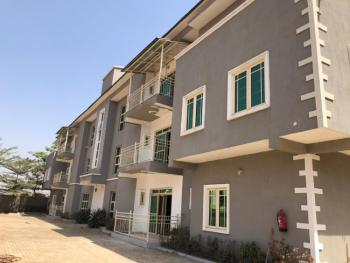 Newly Built 3 Bedroom Flat with Bq, Wuye, Abuja, Flat for Rent