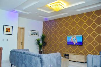 a Luxurious 4 Bedroom Terrace Duplex in an Estate with All The Ambiance, Block C House 6,river Stone Estate,after Victoria Bay Estate,off Orchid Road, Lekki, Lagos, Terraced Duplex Short Let