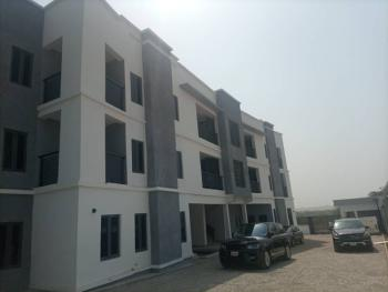 Brand New Service 3 Bedrooms Flat with a Room Bq, By Living Faith, Katampe, Abuja, Flat for Rent