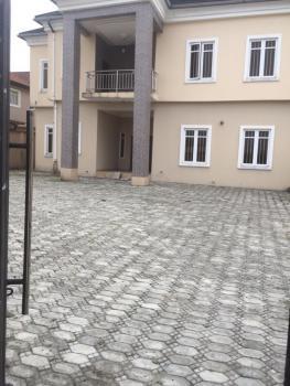 Brand New Spacious 4 Bedroom Duplex  Built on Full Plot of Land, Before Shop Rite, Sangotedo, Ajah, Lagos, Detached Duplex for Sale