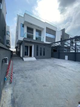 Brand New Mansion with Family Size Swimming Pool, Osapa, Lekki, Lagos, Detached Duplex for Sale